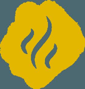 Odor, urine, and feces symbol