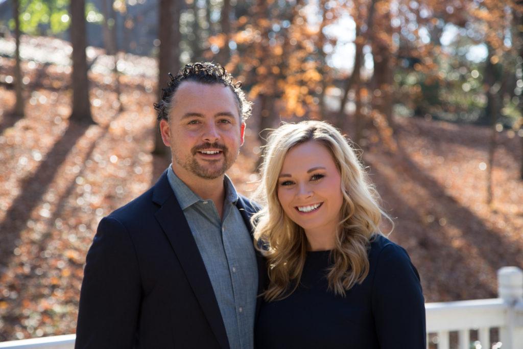 Ryan and Britt Sawyer